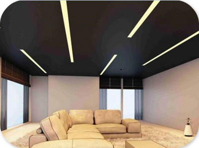 Recessed linear lighting for home