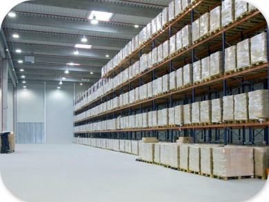 LED High Bay Lighting for Warehouse